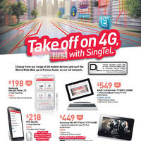 Read more about Singtel Smartphones, Tablets, Home/Mobile Broadband & Mio TV Offers 15 - 21 Sep 2012