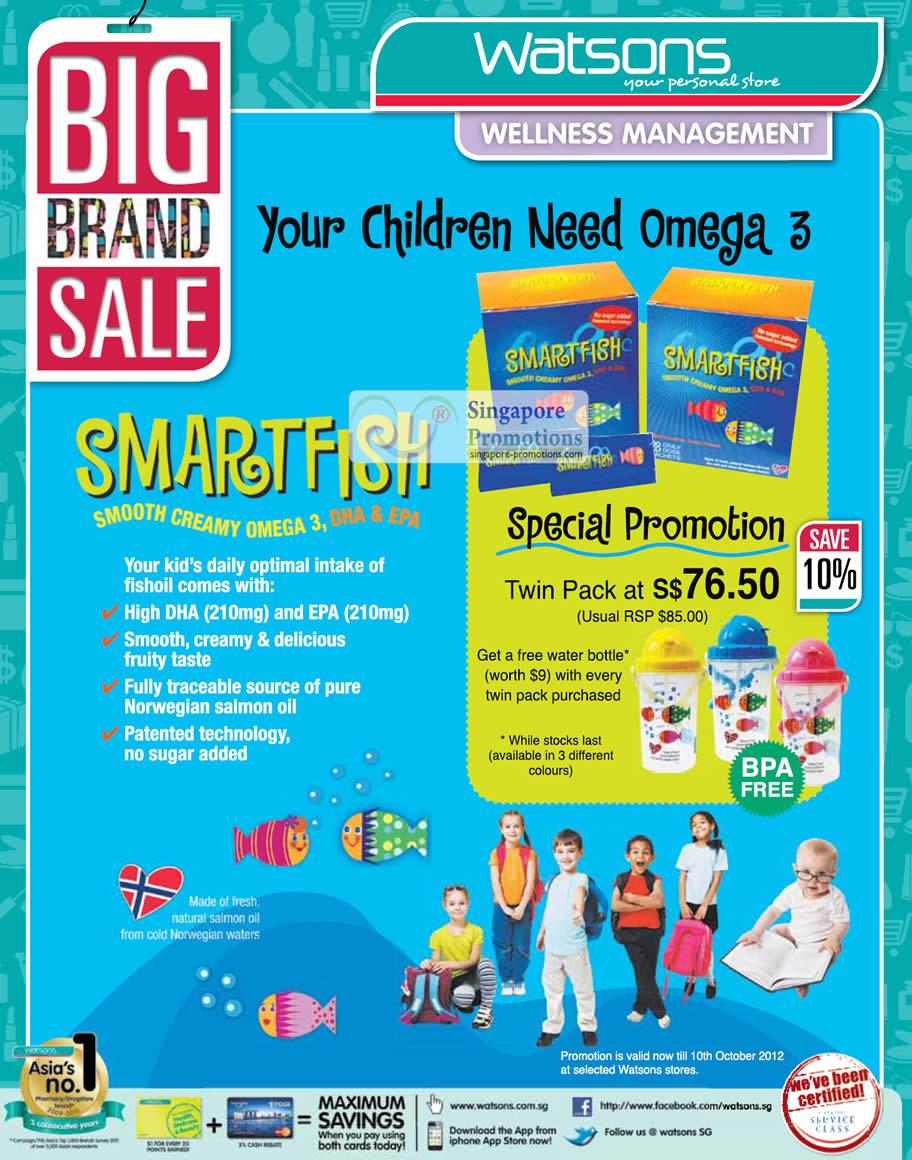 Smartfish Omega 3