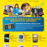 Read more about M1 Smartphones, Tablets & Home/Mobile Broadband Offers 8 - 14 Sep 2012