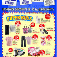 Read more about BHG Super Sale Up To 30% Off Storewide 28 Sep - 21 Oct 2012