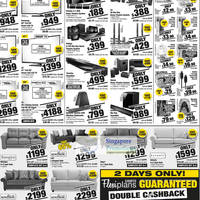 Courts Home Clearout Sale Promotion Offers 22 23 Sep 2012