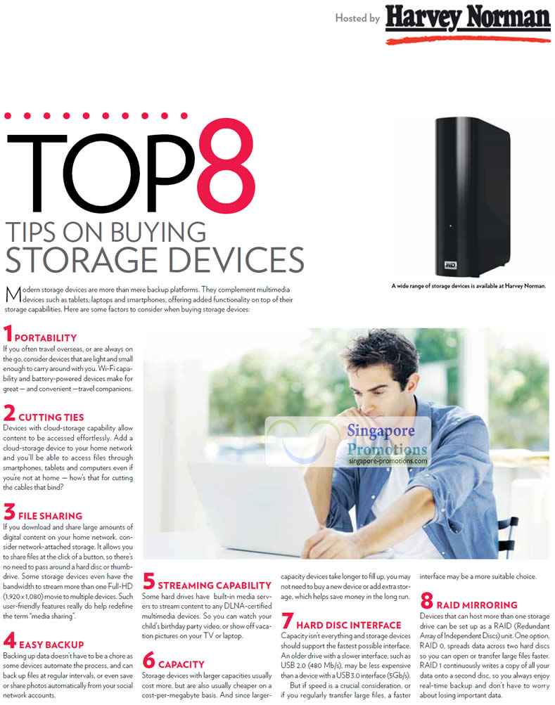 Top 8 Tips On Buying Storage Devices
