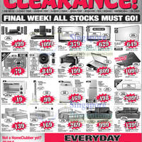 Read more about Courts Stocktake Clearance One Day Deals 4 Oct 2012