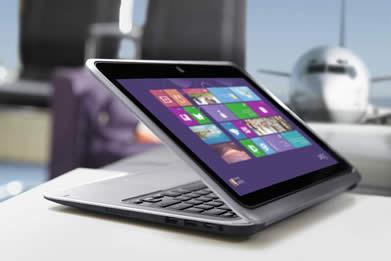 Dell XPS 12 17 Oct 2012