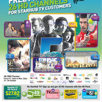 Read more about Starhub Smartphones, Tablets, Cable TV & Mobile/Home Broadband Offers 13 - 19 Oct 2012