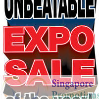 Read more about Harvey Norman Expo Sale @ Singapore Expo 5 - 7 Oct 2012