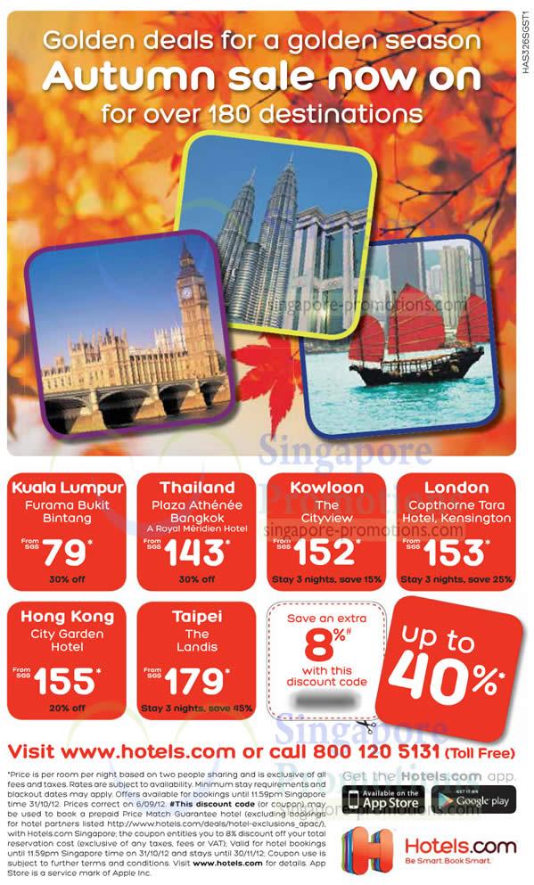 Hotels.Com 10 Oct 2012