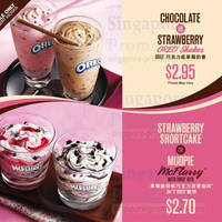 Read more about McDonald's Singapore New Oreo Shakes & McFlurry Ice Creams 26 Oct 2012