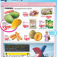 Read more about NTUC Fairprice Electronics, Appliances & Kitchenware Offers 25 Oct - 7 Nov 2012