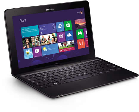 Samsung ATIV Smart PC Pro Notebook