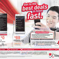 Read more about Singtel Smartphones, Tablets, Home/Mobile Broadband & Mio TV Offers 20 - 26 Oct 2012