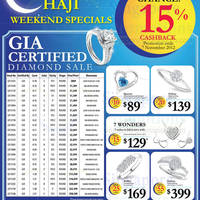 Read more about Taka Jewellery Hari Raya Haji Weekend Specials 25 Oct - 7 Nov 2012