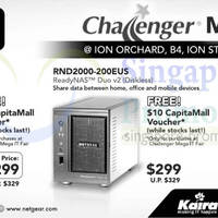 Read more about Challenger Mega IT Fair @ ION Orchard 1 Nov - 31 Dec 2012