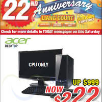 Read more about Audio House 22nd Anniversary Celebration Promotion Offers @ Liang Court 10 - 18 Nov 2012