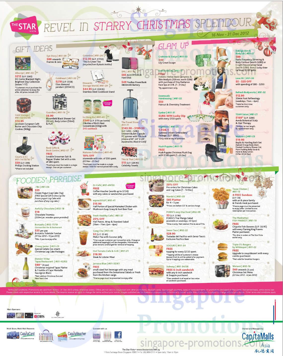 23 Nov Foodies Paradise, Gift Ideas