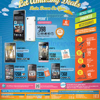 Read more about 6range Sony Smartphones No Contract Price List Offers 16 Nov 2012