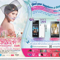 Read more about 6range Sony Smartphones No Contract Price List Offers 22 Nov 2012