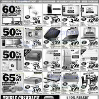 Read more about Courts Massive Clear-Out Promotion Offers 16 - 19 Nov 2012
