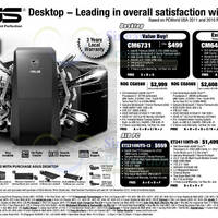 Read more about ASUS Desktop PC & All In One Desktop PC Price List Offers 31 Oct 2012