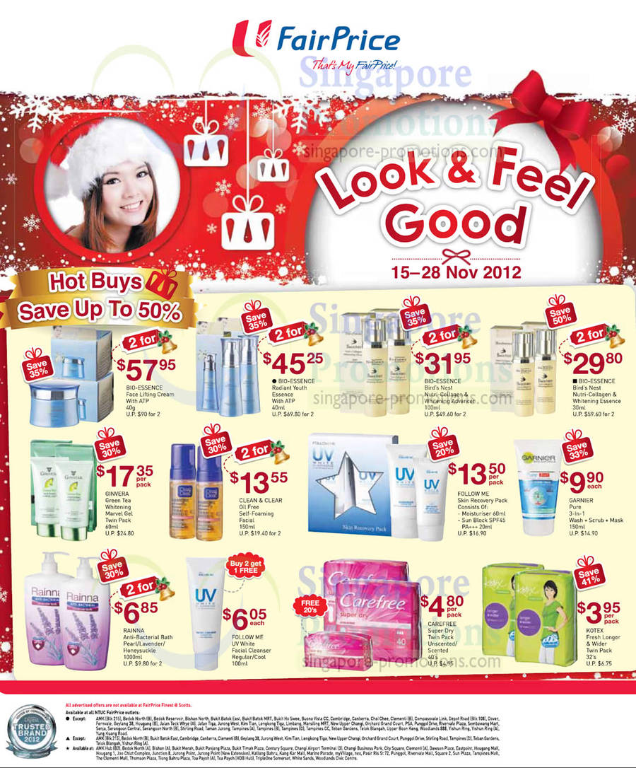 Bio Essence Face Lifting Cream, Bio Essence Radiant Youth Essence, Bio Essence Bird's Nest Nutri-Collagen & Whitening Advancer