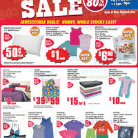 Read more about Carrefour The Great Expo Sale Up To 80% Off @ Singapore Expo 1 - 4 Nov 2012