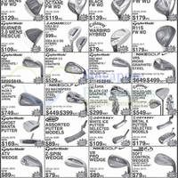 Read more about Golf Direct Deepavali Super Sale 2 - 18 Nov 2012