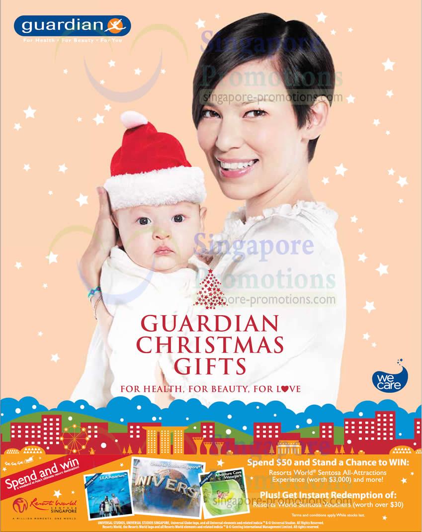 Guardian Christmas Gifts