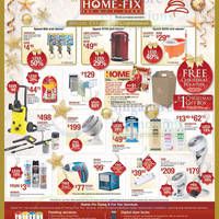 Read more about Home Fix Christmas Offers 23 Nov 2012 - 1 Jan 2013