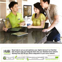 Read more about Starhub SITEX 2012 Smartphones, Tablets, Cable TV & Mobile/Home Broadband Offers 22 - 25 Nov 2012