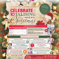 Read more about Junction 10 Christmas Promotions & Activities 16 Nov - 30 Dec 2012