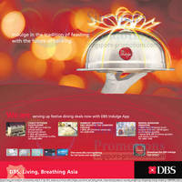 Read more about DBS/POSB Dining & Fashion Privileges @ Selected Outlets Islandwide 15 Nov - 31 Dec 2012