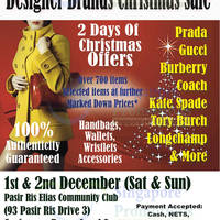 Read more about MyBagEmpire Branded Handbags Sale Up To 70% Off @ Pasir Ris Elias Community Club 1 - 2 Dec 2012