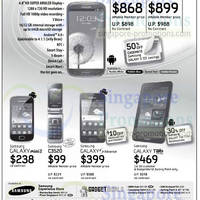 Read more about Samsung Smartphones No Contract Price List 17 Nov 2012