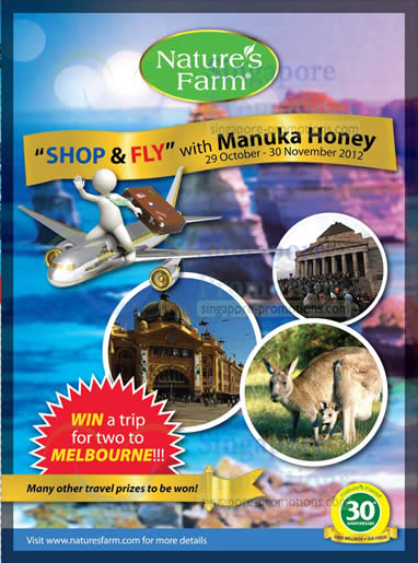 Shop n Fly with Manuka Honey