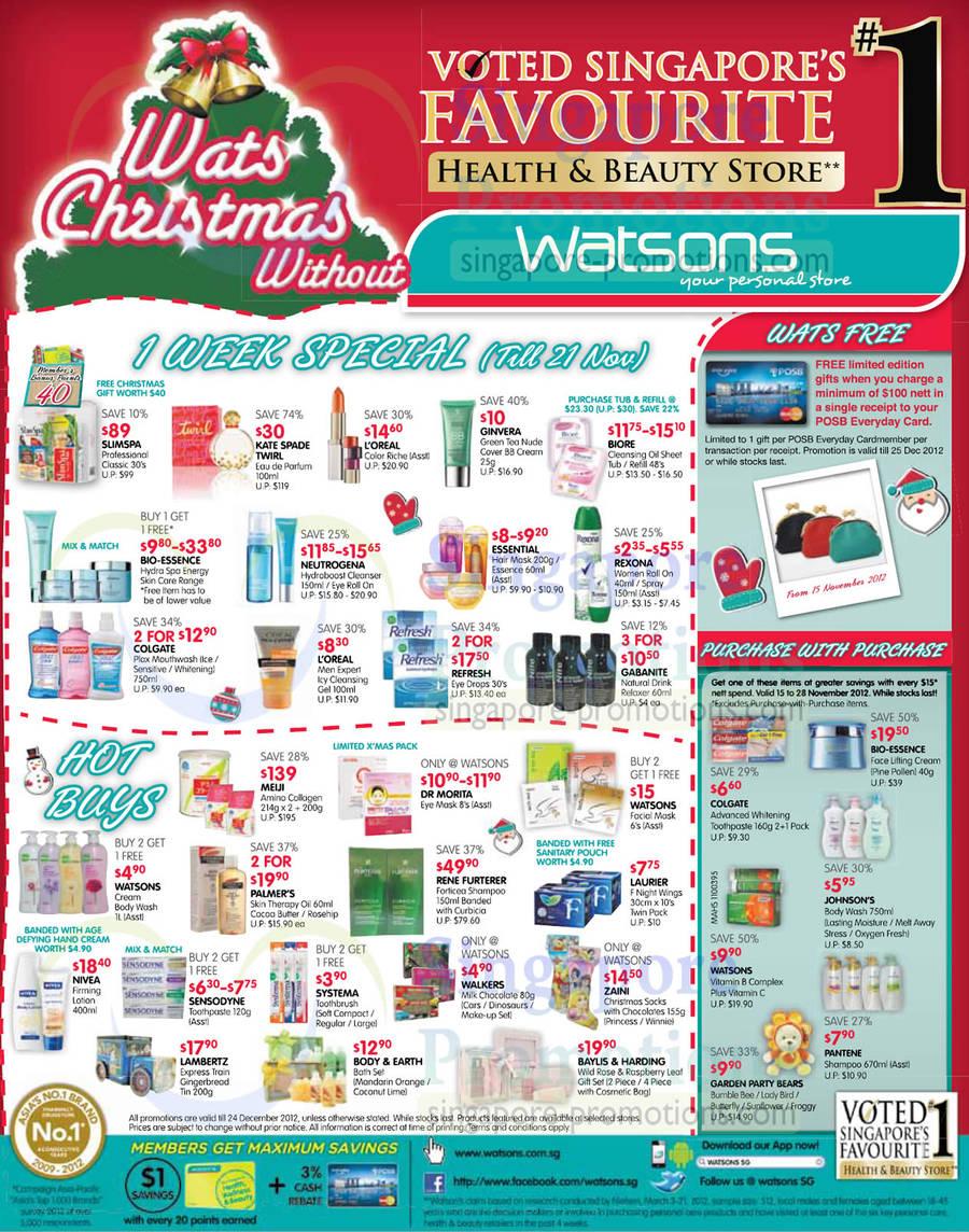 Slimspa Professional Classic, Kate Spade Twirl Eau de Parfum, Bio Essence Hydra Spa Energy Skin Care, Meiji Amino Collagen, Rene Furterer Forticea Shampoo