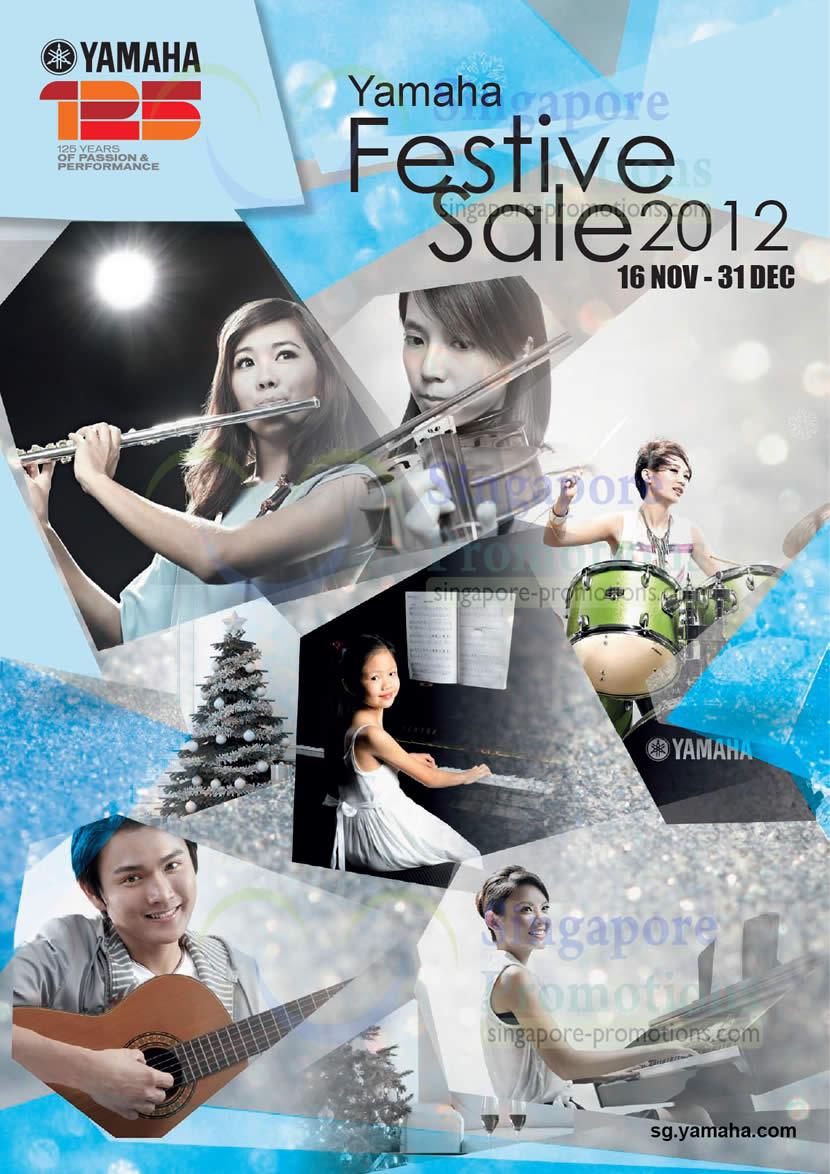 Yamaha Festive Sale 2012