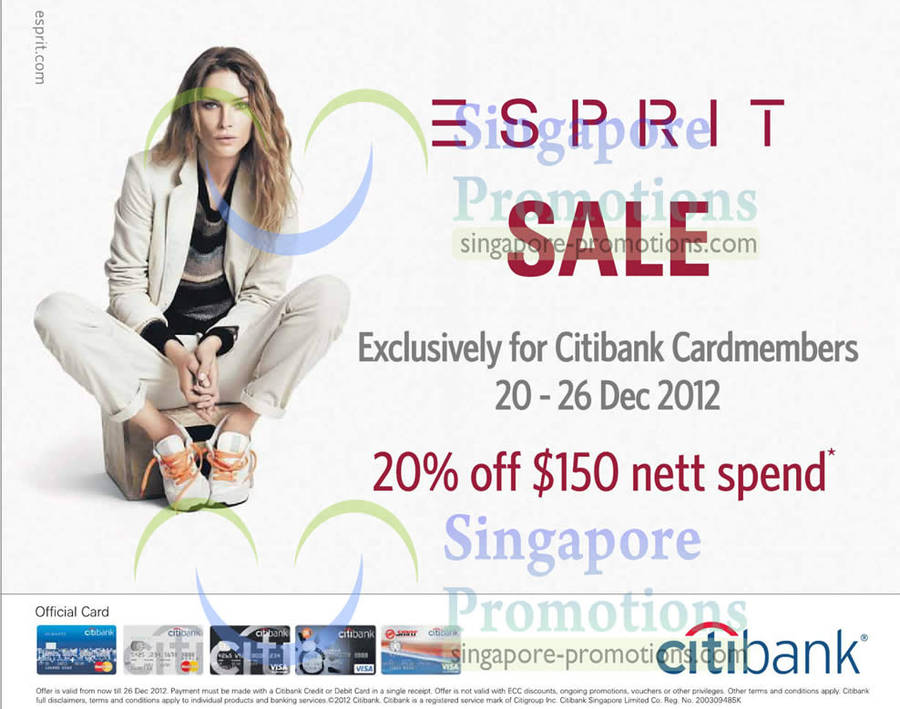 20 Dec Citibank Exclusive 20 to 26 Dec 2012