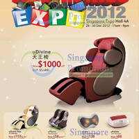 Read more about Electronics Expo 2012 (3,000 Items Below $100 Daily) @ Singapore Expo 28 - 30 Dec 2012