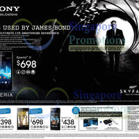 Read more about 6range Sony Smartphones No Contract Price List Offers 7 Dec 2012