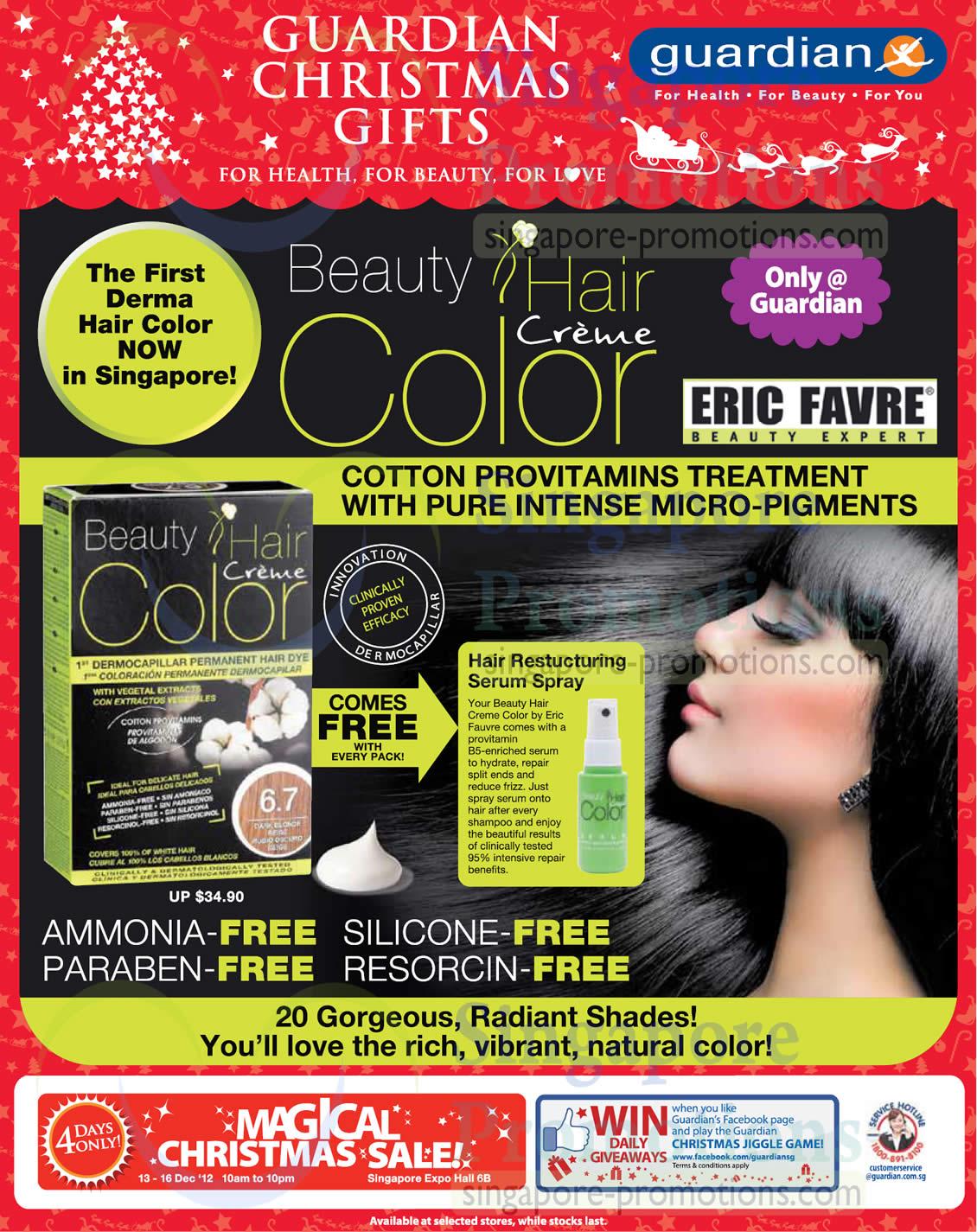 Beauty Hair Creme Color