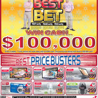 Read more about Best Denki TV, Digital Cameras & Appliances Offers 14 - 17 Dec 2012