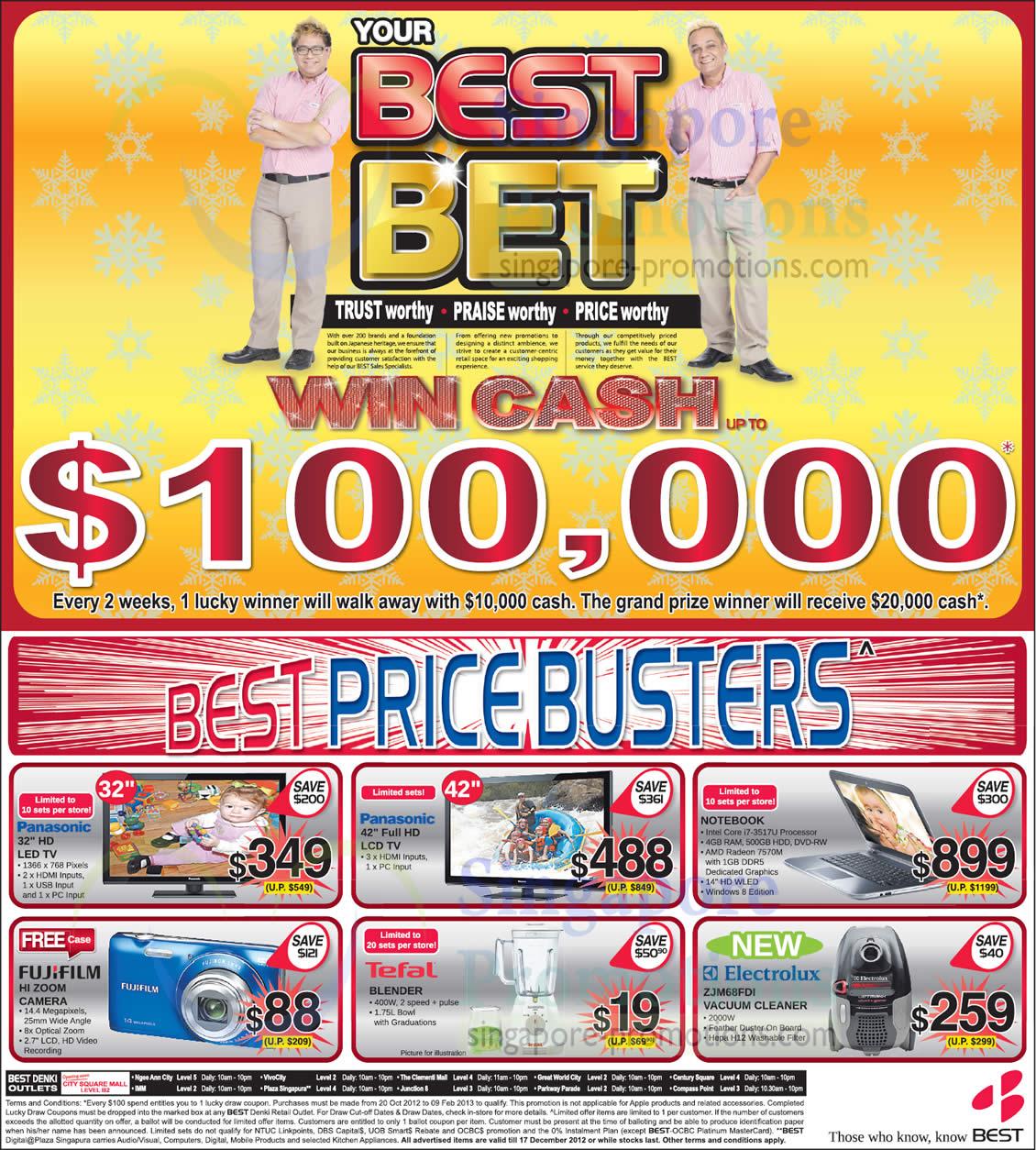Best Denki Best Price Busters