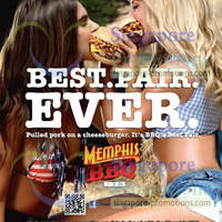Read more about Carl's Jr New Memphis BBQ Burgers 10 Dec 2012