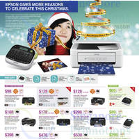 Read more about Epson Printers, Projectors & Scanners Promotion Price List 5 Dec 2012 - 6 Jan 2013