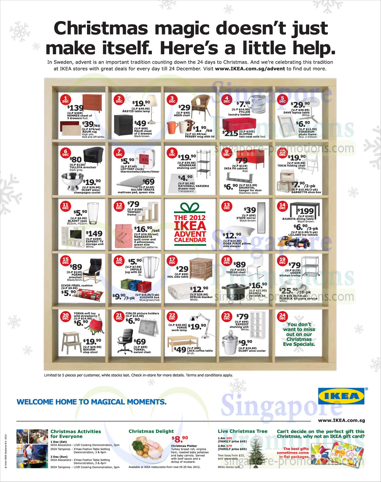 IKEA 2 Dec 2012