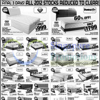 Courts Countdown To 2013 Final 3 Days Sale 29 31 Dec 2012