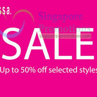 Read more about Melissa Shoes Up To 50% Off Selected Items @ Wheelock Place 18 Dec 2012
