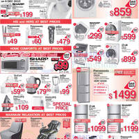 Read more about Best Denki TV, Digital Cameras & Appliances Offers 7 - 9 Dec 2012