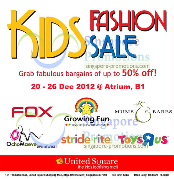 United Square 20 Dec 2012
