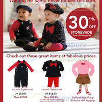 Read more about Kidstyle Up To 30% Off Storewide Off @ Islandwide 7 Dec 2012